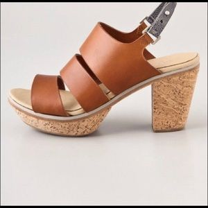 Rag & Bone Folsom Platform Sandals SZ 40 MSRP $395